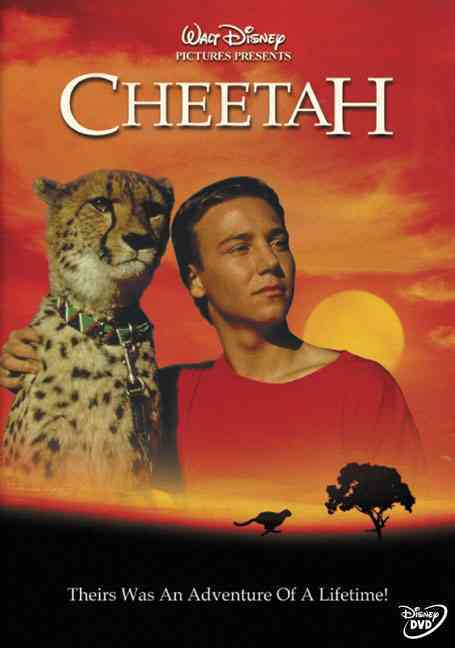 CHEETAH BY COOGAN,KEVIN (DVD)
